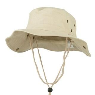 Fishing Hats (01)-Beige W10S32F