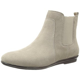 Easy Spirit Womens Kavala Ankle Boots Suede Bootie