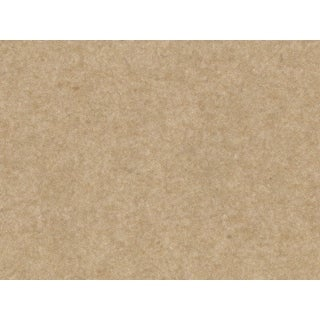 "Pack Of 1, 24"" x 417' Natural Kraft Gift Wrap Counter Roll For 175 -200 Gifts Made In Usa"