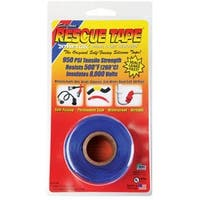 "Rescue Tape RT1000201206USC Silicone Tape, Blue, 1"" x 12'"