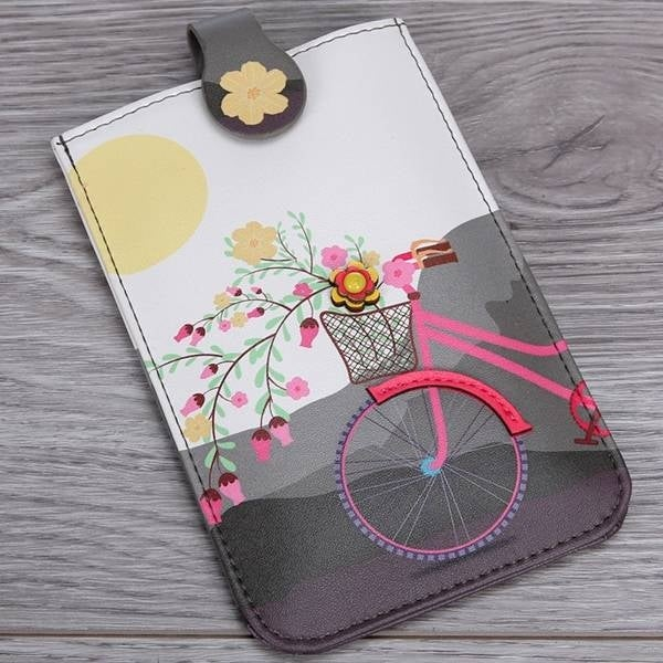 Mad Style Bicycle 3D Art Phone Carrier - Multi