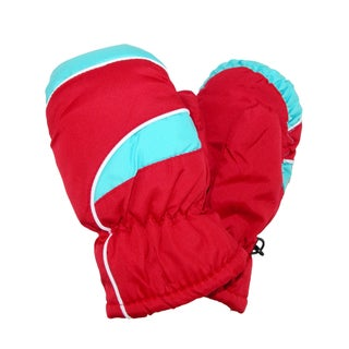 CTM® Kid's Waterproof Ski Mittens (More options available)