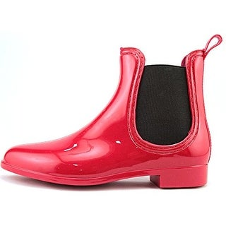 Dirty Laundry Womens CHARIOT Round Toe Ankle Rainboots