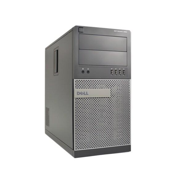 Dell Optiplex 990-T 3.4GHz Core i7 8GB RAM 1TB HDD Windows 10 Computer (Refurbished)