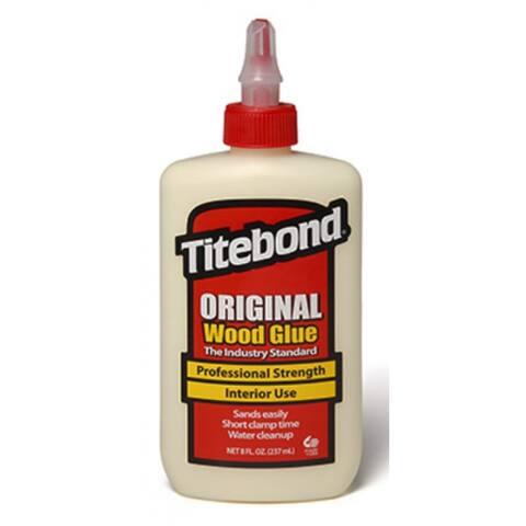 Titebond 5063 Professional Strength Original Wood Glue, 8 Oz