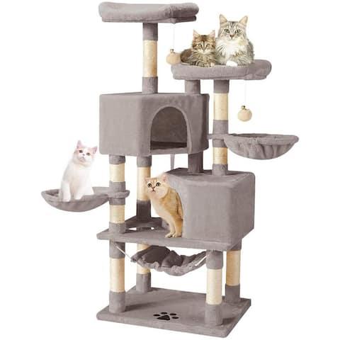 Multi-Level Cat Tree Tower Condo