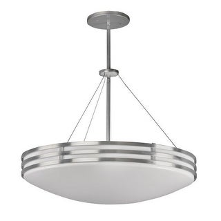 AFX BBP613MV 6 Light Pendant from the Bilbao Collection