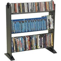 Atlantic 35535687   Inc Element Cd and Dvd Rack