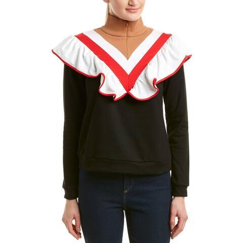 English Factory Turtleneck Sweatshirt
