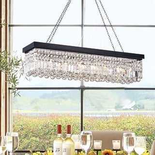 Link to Cassiopeia 8-Light Crystal Chandelier Similar Items in Chandeliers