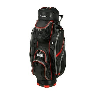 Link to Powerbilt TPS 5400 Black/Red Cart Golf Bag Similar Items in Golf Bags & Carts