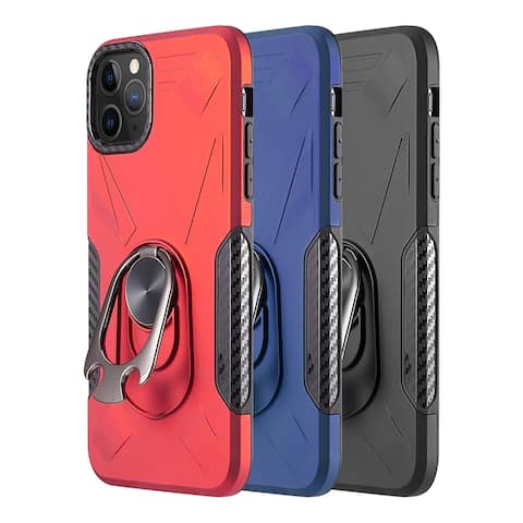 Hybrid Case Bottle Opener Kickstand for Apple iPhone 11 Pro Max