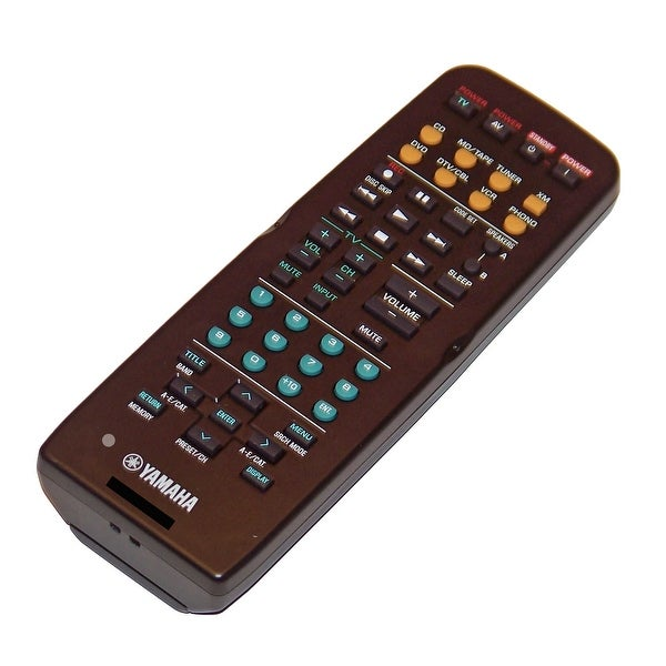 OEM Yamaha Remote Control Originally Shipped With: RX797, RX-797, RX497, RX-497, RX797, RX-797