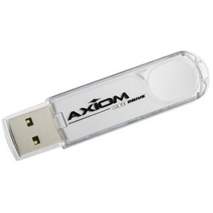 Axion USBFD2/16GB-AX Axiom 16GB USB2.0 Flash Drive - 16 GB - USB