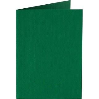 Dark Green - Papicolor A6 Folded Cards 6/Pkg