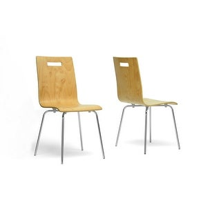 Stockholm Modern Dining Chair  - 2 Chairs