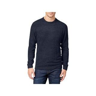 Weatherproof Mens Pullover Sweater Marled Crewneck