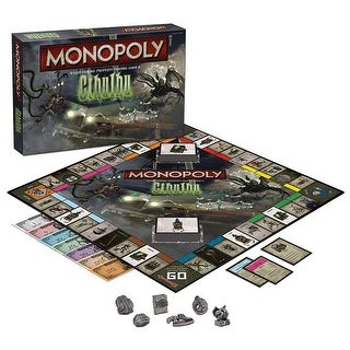 Monopoly: CTHULHU Board Game - multi