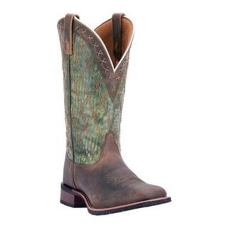 Laredo Men's Trent Cowboy Boot 7827 Brown Leather