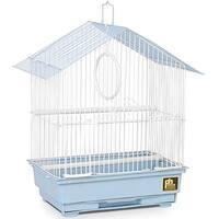 Prevue Pet House Style Parakeet Bird Cage Blue - 31996