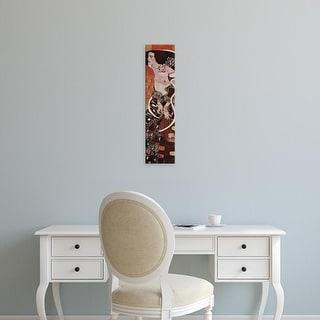 Easy Art Prints Gustav Klimt's 'Judith' Premium Canvas Art
