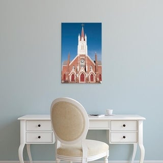 Easy Art Prints Michael DeFreitas's 'St Mary's In The Mountains Church' Premium Canvas Art