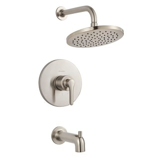 American Standard TU105.508  Studio S Tub and Shower Trim Package with 1.75 GPM Single Function Shower Head