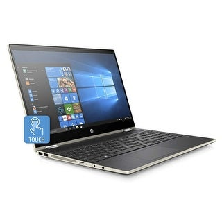 "HP Pavilion x360 15-cr0052od Convertible Laptop, 15.6"" Screen, Intel Core i7, 8GB Memory"