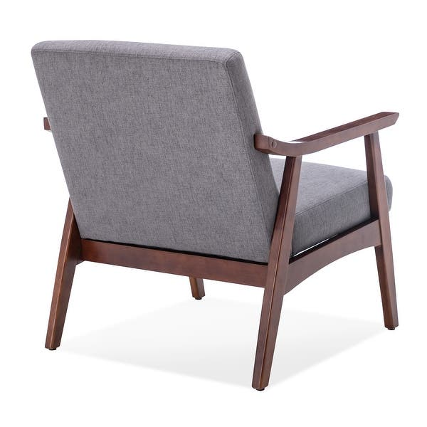 Shop BELLEZE Mid-Century Modern Accent Chair Living Room ...