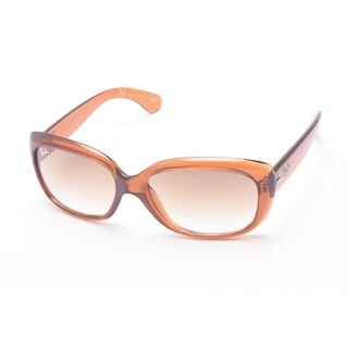 Ray-Ban Jackie Ohh Sunglasses Brown - Small
