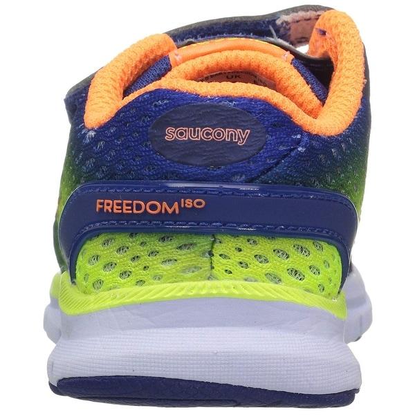 Saucony Children Shoes ST58826 Fabric