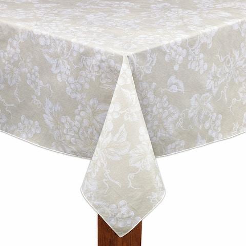Grapevine 100 Vinyl Tablecloth
