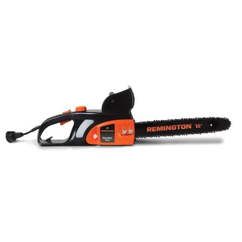 """Remington RM1635W Versa Saw Electric Chain Saw, 12 Amp, 16"""""""