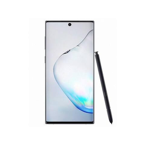 Refurbished Samsung Galaxy Note 10 256GB Fully Unlocked Aura Black - Aura Black