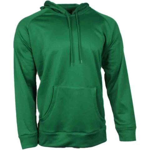 Page & Tuttle Hoodie Sweatshirt Mens Athletic Sweatshirt - Green