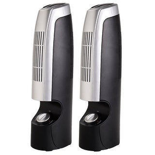 Link to 2 pcs Mini Ionic Whisper Home Air Purifier Similar Items in Air & Water Filters