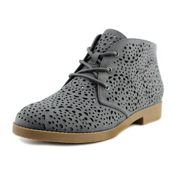 Indigo Rd. Alfa Women Dark Gray Boots