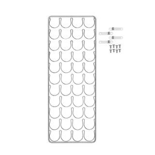 Rev-A-Shelf 5KCUP-432-1 432 Series 40 Coffee/Tea Pod Organizer Insert - Chrome - N/A
