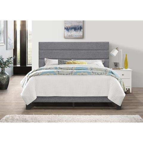 Tulsa Upholstered Platform Bed