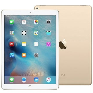 "Apple iPad Pro (32GB, Wi-Fi, Gold) 9.7"" Tablet (Certified Refurbished)"