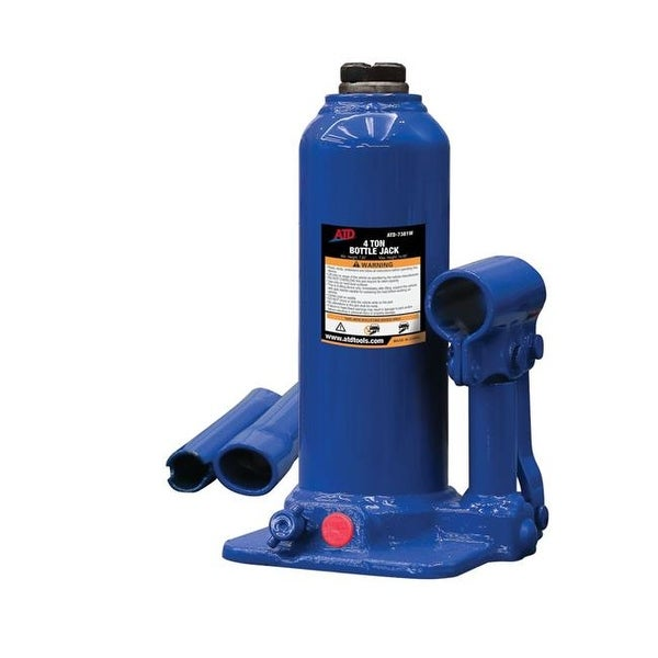 ATD Tools ATD-7381W 4 Ton Bottle Jack