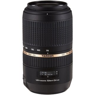 Tamron SP Af 70-300Mm F/4-5.6 Di VC USD Lens For Sony - International Version (No Warranty) - Black