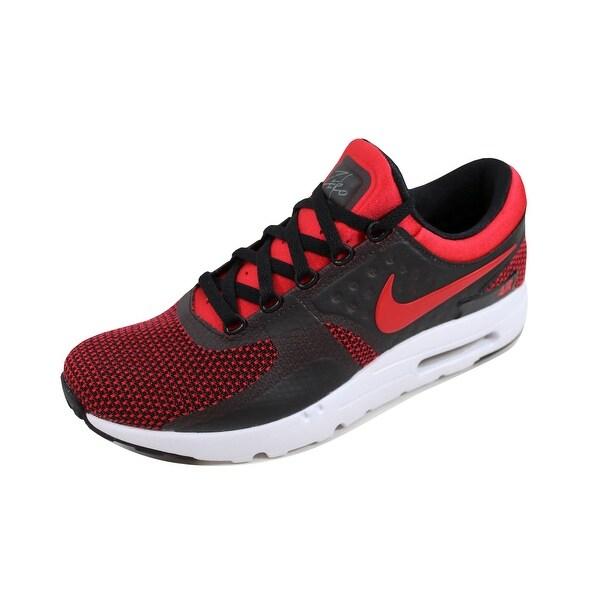 Nike Men's Air Max Zero Essential University Red/University Red 876070-600