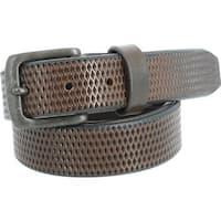Remo Tulliani Men's Valentino Belt Brown