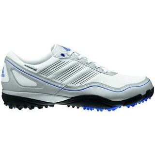 Adidas Men's Puremotion White Golf Shoes 671950