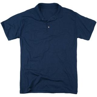 Elvis Eagle Elvis (Back Print) Mens Polo Shirt