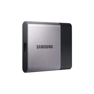 Samsung T3 Portable SSD 250GB USB 3.1 - 0.41 x 2.3 x 2.9