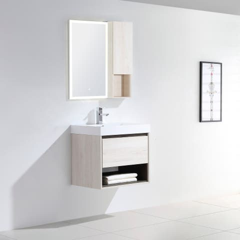 """Laila 24"""" Single Bathroom Vanity Set"""