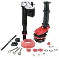 Korky 4010MP/PK Platinum Universal Toilet Repair Kit, Plastic and Rubber