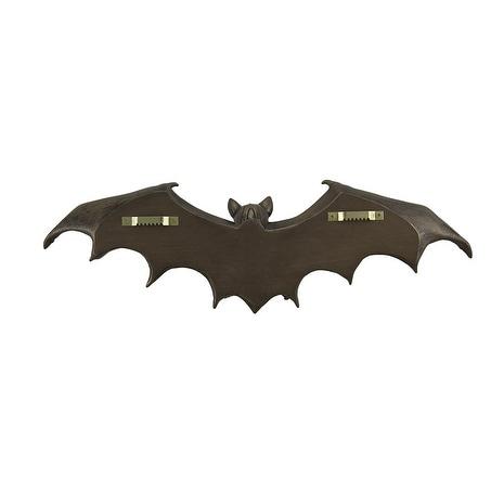 Steampunk Vampire Bat Bronze Finish